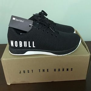 NoBull Black White Trainer